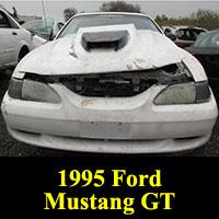 Junkyard 1995 Ford Mustang GT