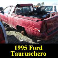 Junkyard 1995 Ford Taurus Pickup