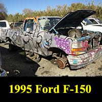 Junkyard 1995 Ford F-150