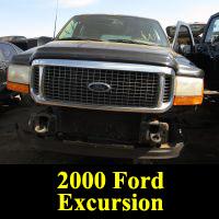 Junkyard 2000 Ford Excursion
