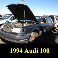 Junkyard 1994 Audi 100 Wagon