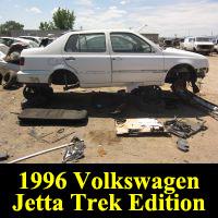 Junkyard 1996 Volkswagen Jetta