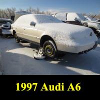 Junkyard 1997 Audi A6