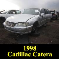 Junkyard 1998 Cadillac Catera