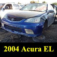 Junkyard 2004 Acura EL