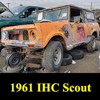 1961 IHC Scout