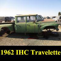 Junkyard 1962 IHC C-120