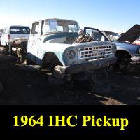 Junkyard 1964 IHC Pickup