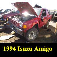 Junkyard 1994 Isuzu Amigo