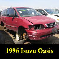 Junkyard 1996 Isuzu Oasis