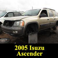 Junkyard 2005 Isuzu Ascender