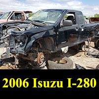 Junkyard 2006 Isuzu I-280