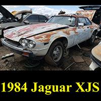 Junkyard 1984 Jaguar XJS with Chevy V8 swap
