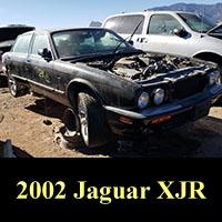 Junkyard 2002 Jaguar XJR