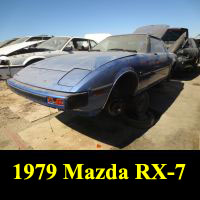 Junkyard 1979 Mazda RX-1