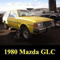 Junkyard 1980 Mazda GLC