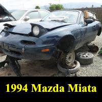 Junkyard 1994 Mazda MX-5 Miata
