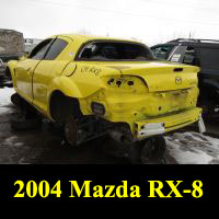 Junkyard 2004 Mazda RX-8