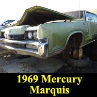 Junkyard 1969 Mercury Marquis
