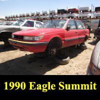 Junkyard 1990 Eagle Summit