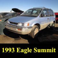 Junkyard 1994 Eagle Summit Wagon