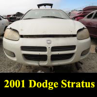 Junkyard 2001 Dodge Stratus