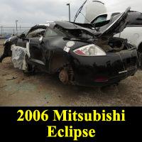 Junkyard 2006 Mitsubishi Eclipse