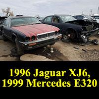 Junkyard 1999 Mercedes-Benz E320