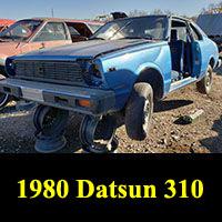 1980 Datsun 310