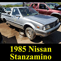 1985 Nissan Stanza Pickup