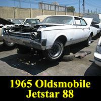Junkyard 1965 Oldsmobile Jetstar 88