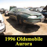 Junkyard 1996 Oldsmobile Aurora