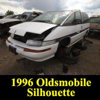 Junkyard 1996 Oldsmobile Silhouette