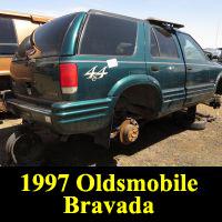 Junkyard 1997 Oldsmobile Bravada