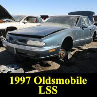 Junkyard 1998 Oldsmobile 88 LSS