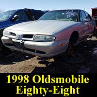 Junkyard 1998 Oldsmobile 88
