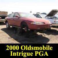 Junkyard 2000 Oldsmobile Intrique Phoenix Open