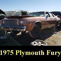 Junkyard 1975 Plymouth Fury