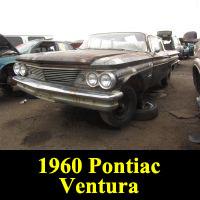 Junkyard 1960 Pontiac Ventura
