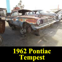Junkyard 1962 Pontiac Tempest