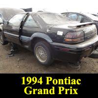 Junkyard 1994 Pontiac Grand Prix
