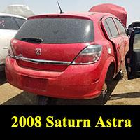 Junkyard 2008 Saturn Astra