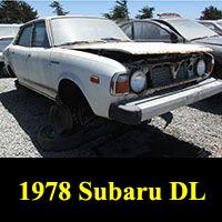 1978 Subaru Leone