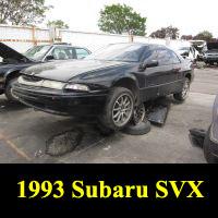 Junkyard 1993 Subaru SVX