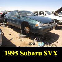 Junkyard 1995 Subaru SVX