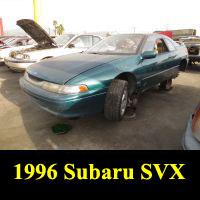 Junkyard 1996 Subaru SVX