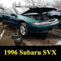 Junkyard 1996 Subaru SVX LSi