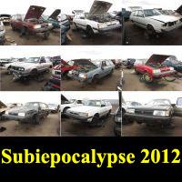 Junkyard Subiepocalypse 2012