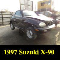 Junkyard 1997 Suzuki X90