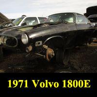 Junkyard 1971 Volvo 1800E